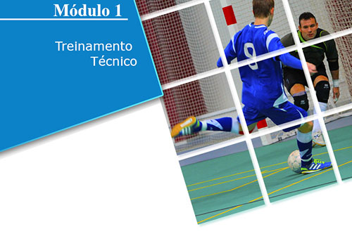 Futsal - Treinamento Técnico e Tático