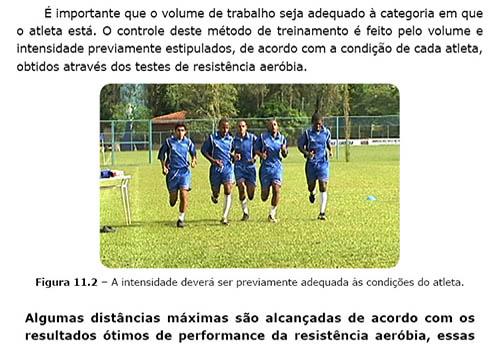Preparação Física no Futebol Aplicada as Categorias de Base - Avançado