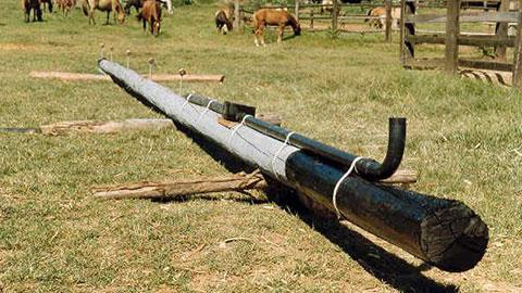 Proteção Contra Raios na Fazenda