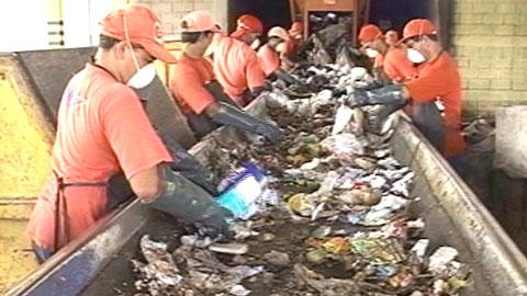 Reciclagem de Entulho