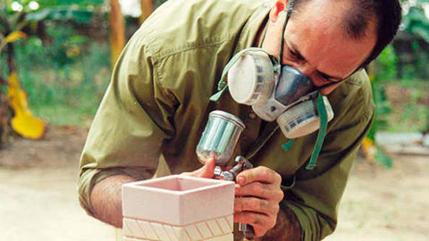 Moldagem em Cerâmica para Peças Decorativas