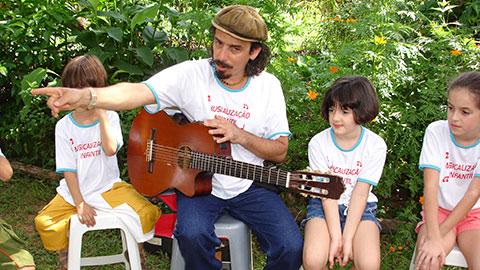 Educação Infantil - Musicalização Infantil