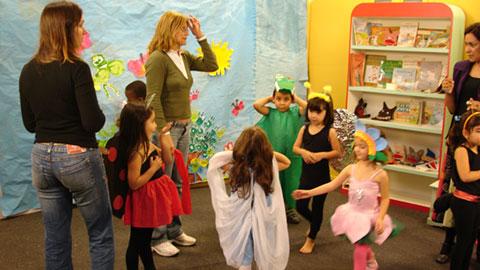Teatro na Educação Infantil