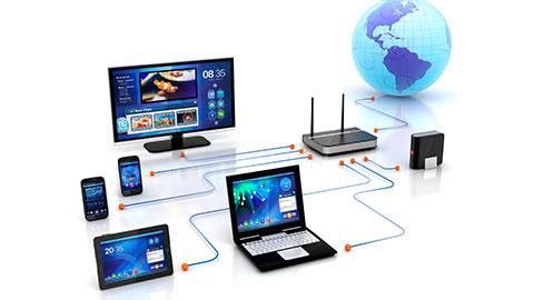 10 Cursos na Área Redes de Computadores