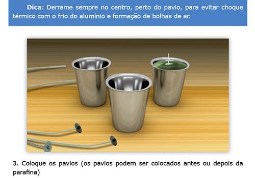 Curso Online Como Fazer Velas Artesanais Decorativas Cursos Online
