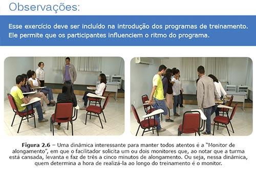 Curso Online Dinâmica Para Motivação E Cooperação De Equipes