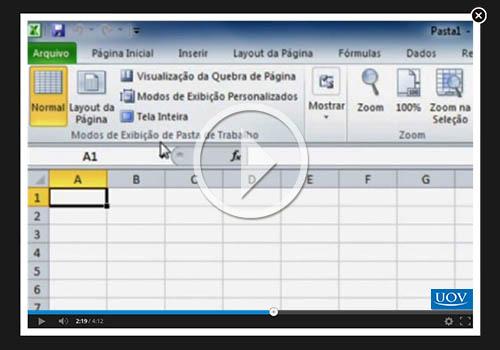 Excel - Para Empresários, Secretárias, Educadores e Estudantes