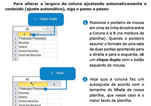 Excel - Planejamento e Formatação Profissional de Planilhas Eletrônicas