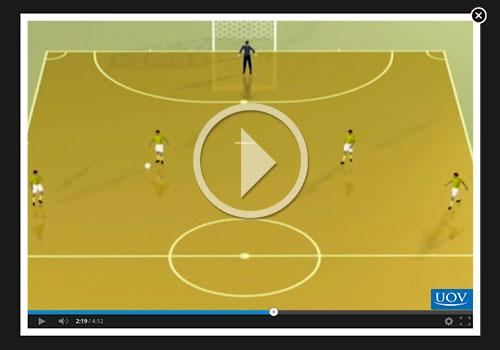 503b914773 Curso Online Futsal - Manobras Ofensivas de Jogadores de Linha ...