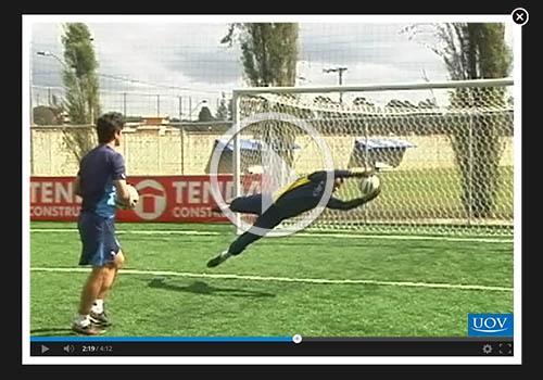 Curso Online Futebol - Treinamento Avançado de Goleiro - Cursos ... 6fa9624e1f2fd