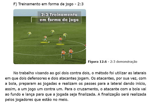 Curso Online Futebol - Treinamento em Forma de Jogo - Cursos Online ... 860c5bc6ab71e