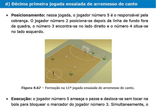 c1de9995c5968 Curso Online Futsal - Jogadas Ensaiadas - Cursos Online UOV com ...