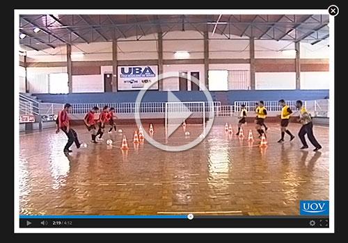 Curso Online Futsal - Treinamento Técnico e Tático - Cursos Online ... 59fba7c2724fc