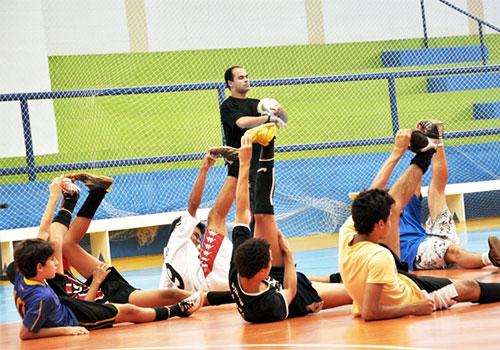 9b614d9998 Curso Online Futsal - Preparação Física. Com Prof. Ricardo Valério. Futsal  - Preparação Física 1