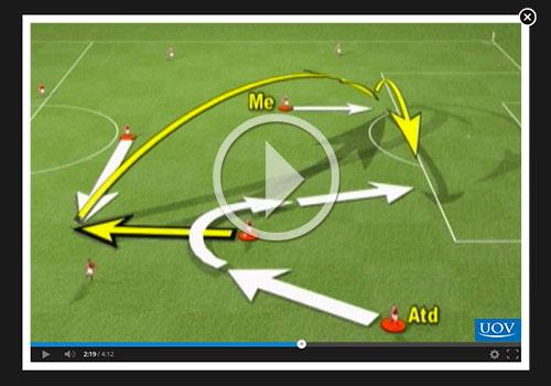 Curso Online Futebol - Jogadas Ensaiadas de Lateral e Escanteio ... 41dccc97cd5e3
