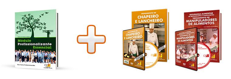 Curso Profissionalizante de Chapeiro e Lancheiro