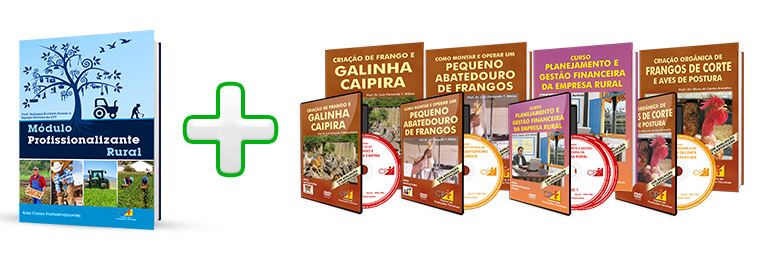Curso Profissionalizante de Criador de Frango e Galinha Caipira