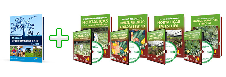 Curso Profissionalizante de Horticultor Orgânico