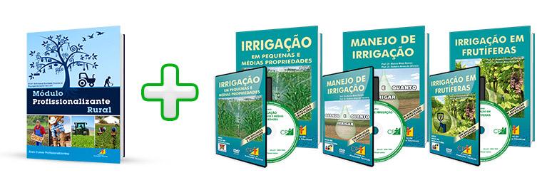 Curso Profissionalizante em Irrigação