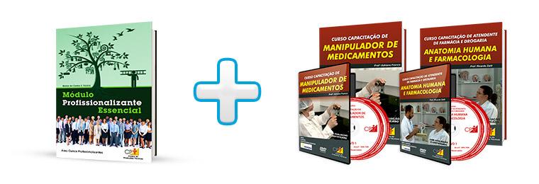 Curso Profissionalizante de Manipulador de Medicamentos