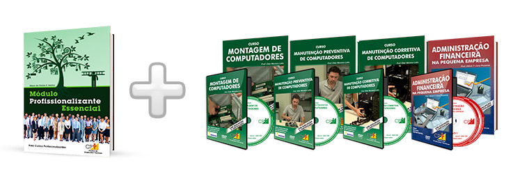 Curso Profissionalizante em Montagem e Manutenção de Computadores