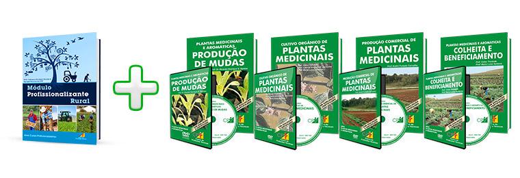 Curso Profissionalizante em Plantas Medicinais
