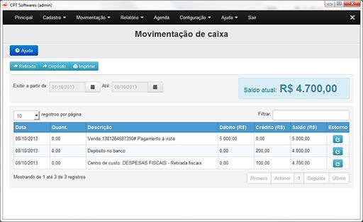 CPT Loja de Roupas e Calçados - Software para Gerenciamento de Loja ... 9b9aaf88b4