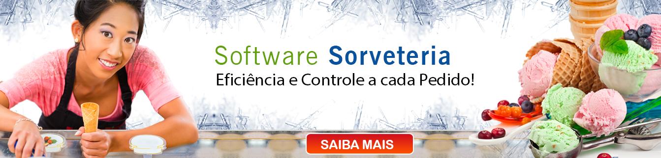 Software Sorveteria - Eficiência e Controle a cada pedido
