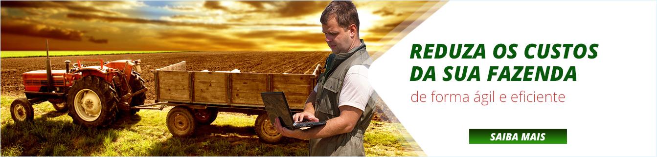 Reduza os custos da sua fazenda de forma ágil e eficiente