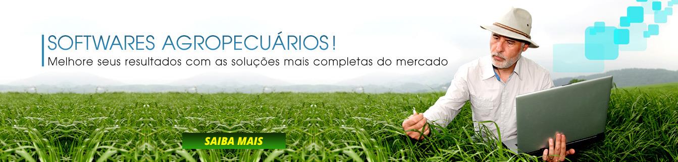 Softwares Agropecuários - Melhore seus resultados com as soluções mais completas do mercado!