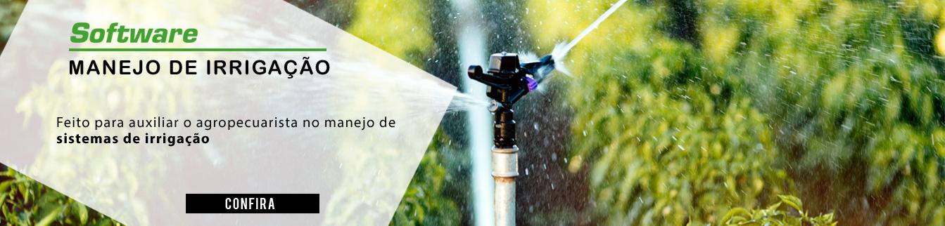 Software Manejo de Irrigação