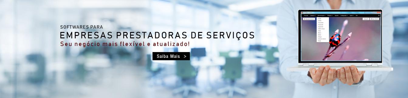 Softwares para Empresas Prestadoras de Serviços