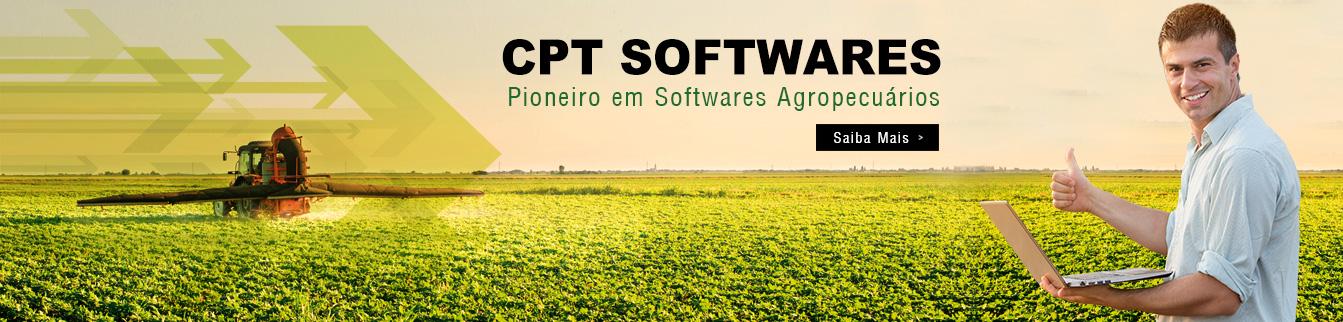CPT Softwares - Pioneiro em Softwares Agropecuários