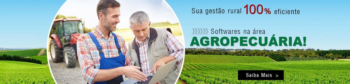 Sua gestão rural 100% eficiente - Softwares na área Agropecuária