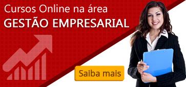 Conheça os Cursos Online da área Gestão Empresarial