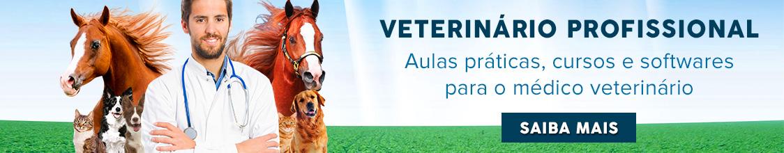 Veterinário Profissional - Aulas práticas, cursos e softwares para o médico veterinário