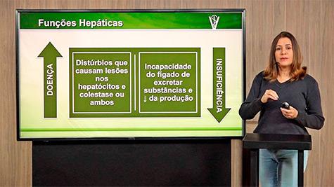 Bioquímica Clínica da Função Hepática