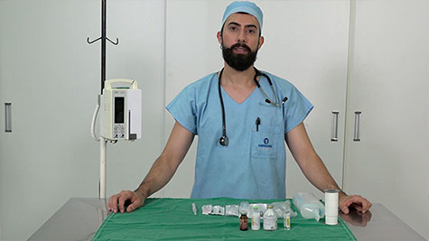 Anestesia Geral Injetável