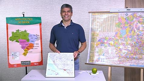 Gráficos e Mapas em Epidemiologia